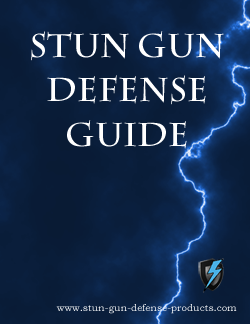 Stun Gun Defense Guide - Stun Gun Defense Products