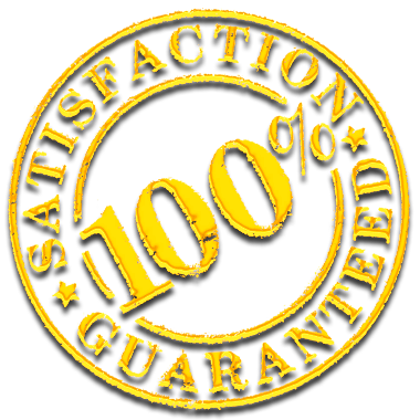 100% Customer Satisfaction Gaurantee - Stun Gun Defense Products