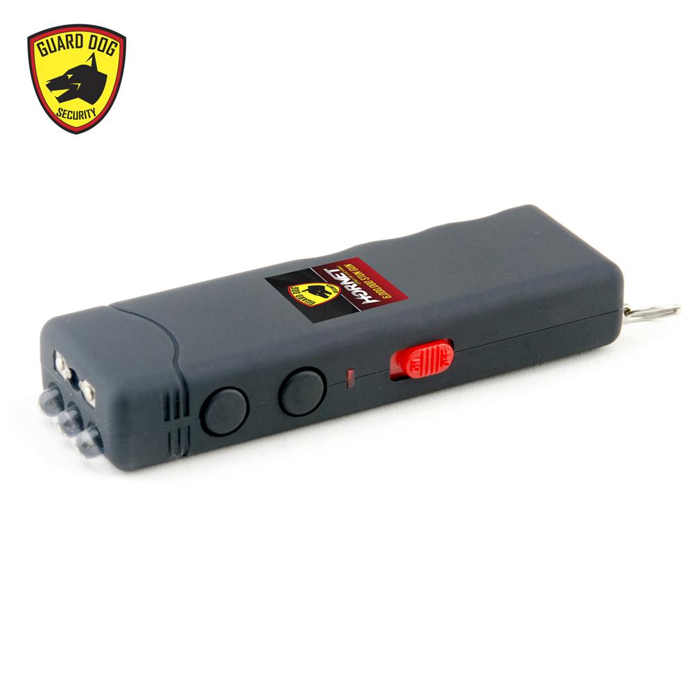 Guard Dog Hornet 6 Million Volt Rechargeable Mini Keychain Stun Gun, Choose Color