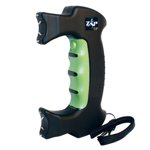 Buy ZAP 1 2 Million Volt Double Trouble Stun Gun with