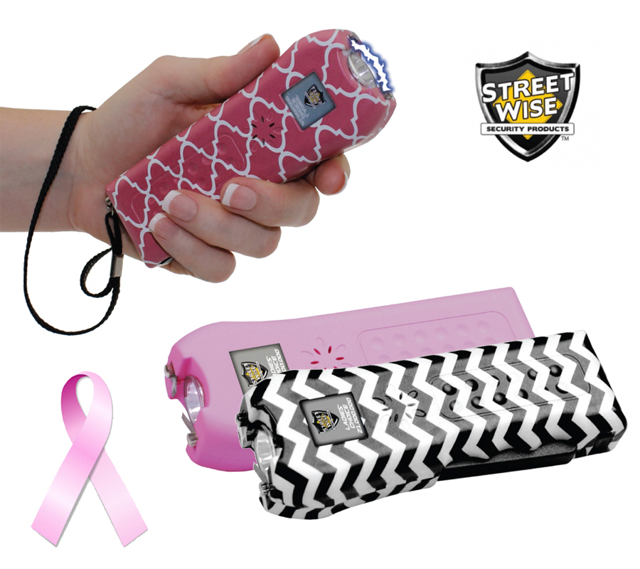 streetwise ladies choice 21 million volt stun gun with 120db alarm choose color - Taser Gun Cartoon Coloring Pages