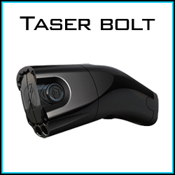 Taser Bolt personal self defense products.
