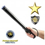 Police Force 9 Million Volt Tactical Stun Baton Flashlight