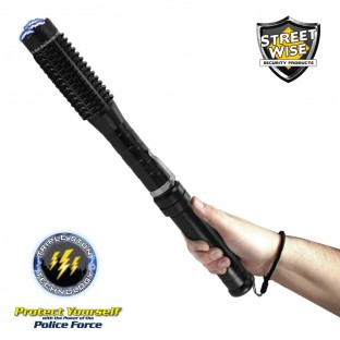 Streetwise Mini Barbarian 9 Million Volt Stun Baton Flashlight