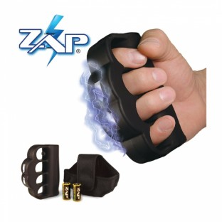 The ZAP Blast Knuckles is a 950,000 Volt self defense stun gun designed to give you a punch with POWER!