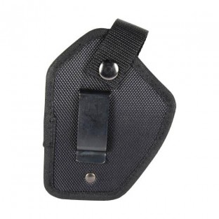 This lightweight, durable nylon holster for the Taser Pulse is the perfect choice for active lifestyles.