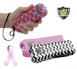 Streetwise Ladies' Choice 21 Million Volt Stun Gun with 120dB Alarm, Choose Color