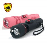 Guard Dog Inferno 6 Million Volt Rechargeable Stun Flashlight